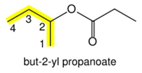 gambar etil format kimia analisis tata nama organik dan tata nama senyawa