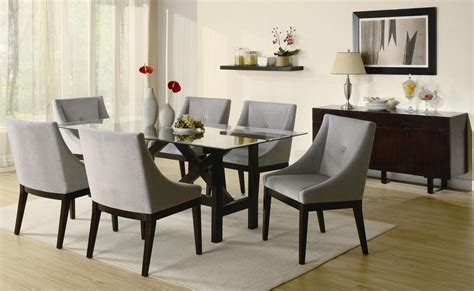 Rectangle Dining Room Sets 966 Coaster Alvaradodinset Alvarado Rectangular Glass Dining Set 800 996 8221