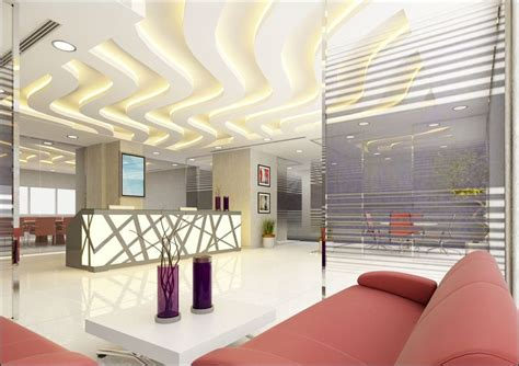Zig Zag Reception Desk Zig Zag Reception Desk Project In Dubai Reception Desks Projects Reception