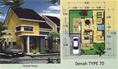 gambar rumah minimalis type 70 120 desain denah rumah terbaru denah rumah minimalis desain