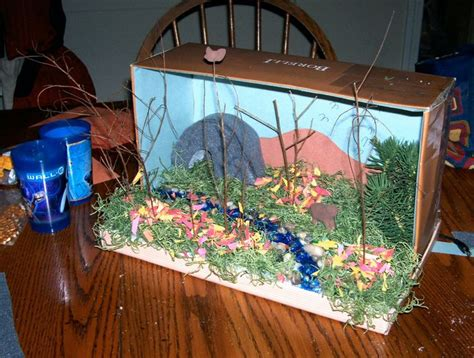 printable forest diorama 130 best images about dioramas on pinterest crafts