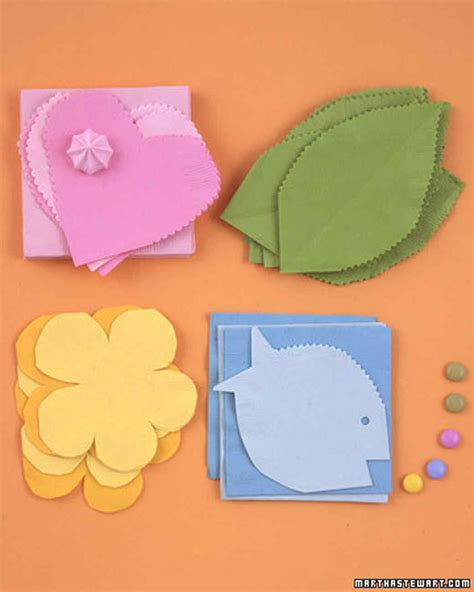 Martha Stewart Paper Crafts - summer crafts martha stewart