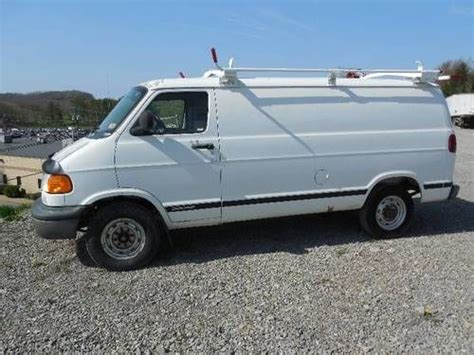 how make cars 2003 dodge ram van 2500 security system find used 2003 dodge ram 2500 work van 5 2l v8 great work van no reserve in buckhannon west