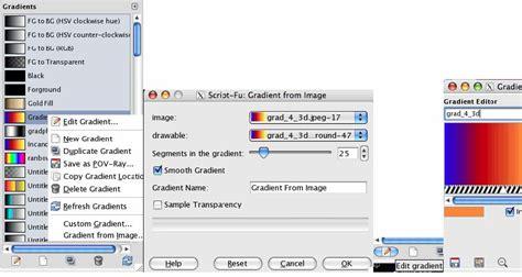 second templates for gimp define gradname t2