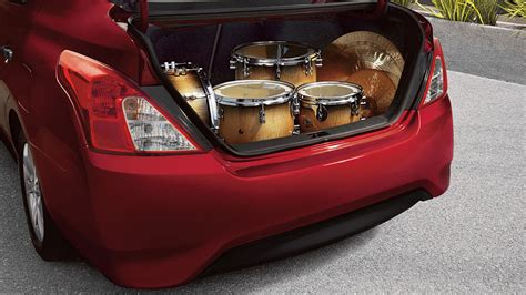 nissan tiida trunk space explore the 2016 nissan versa specs and starting msrp