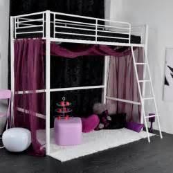 lit mezzanine avec canape interesting lit mezzanine avec