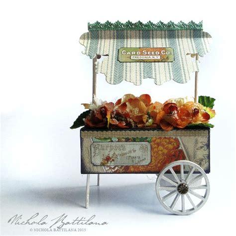 Petaloo Flower Cart With Authentique Petaloo Garden Flower Cart