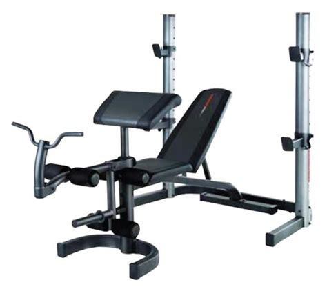 Weider Banc De Musculation by Banc De Musculation Pro 490 Dc Weider Fitnessboutique