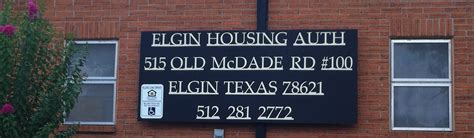elgin housing authority section 8 housing authorities in smithville rental assistance