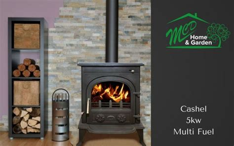 fuel room cashel 5kw multi fuel stove room heater stove 5 year guarantee in finglas dublin from mcd home