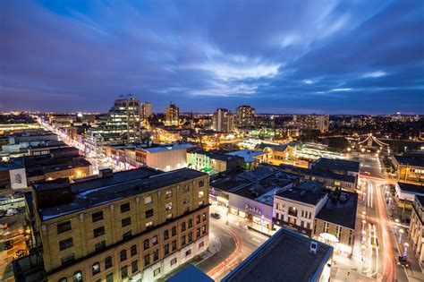 Kitchener Ontario Canada by How To Spend 48 Hours In Kitchener