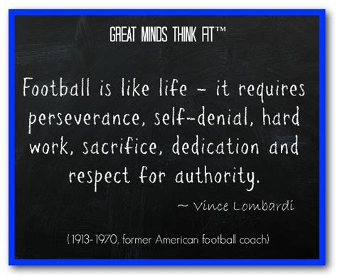 Football Quotes for Inspiration, Motivation and Success