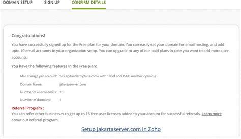 email zoho email hosting gratis zoho mail ragilt net