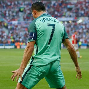 Uefa Table Cr7 To The Rescue Iceland Through Supersport Football