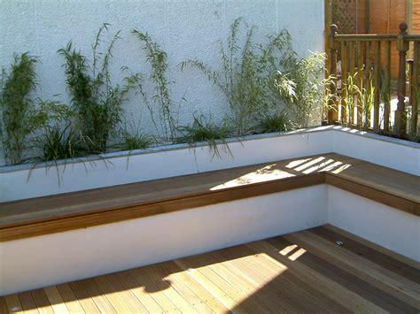 Modern decked entertaining area   Olive Garden Design and