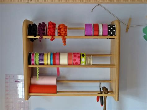 7 Ribbon Rack by Craft Room