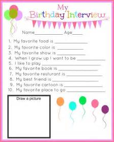 mother s day questionnaire printable a cup full of sass