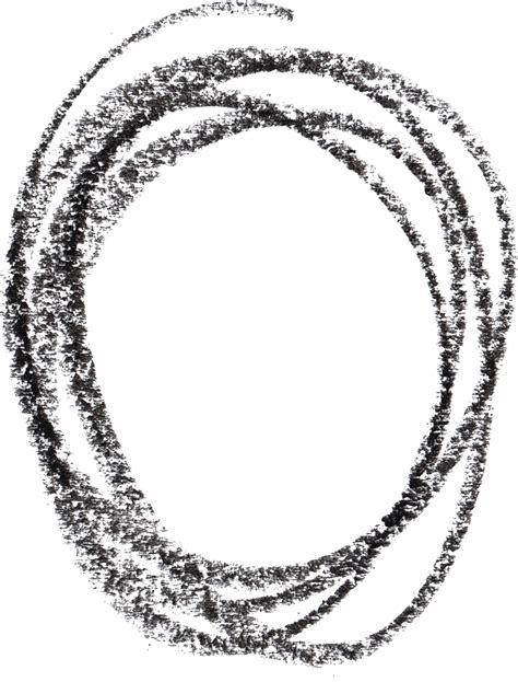 crayon circle scribble png transparent onlygfxcom