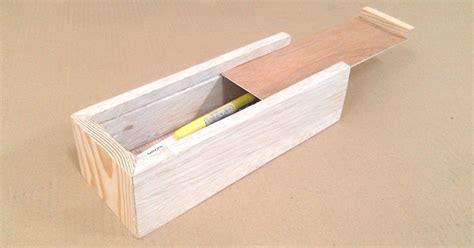 Kotak Pensil 5 product designer kotak pensil kayu wooden pencil box material technology