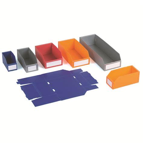Shelf Containers by Polypropylene K Bins Packs Of 25 Small Parts Shelf Bins