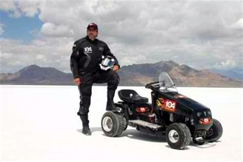 just a car lawn mower racing i just learned