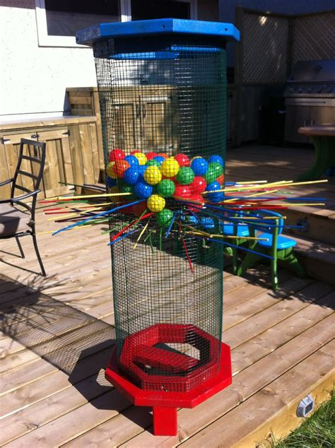 backyard kerplunk game best 25 kerplunk game ideas on pinterest giant garden