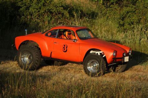 karmann ghia race car volkswagen baja karman ghia race car like baja bug for