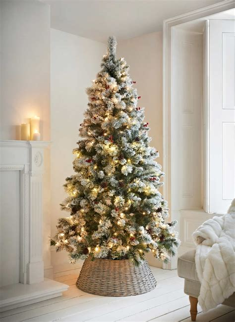 xmas decorations at bm b m lifestyle best of b m s artificial trees here s why you should it this year