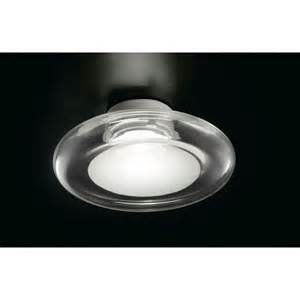 leucos keyra glass ceiling light lighting deluxe