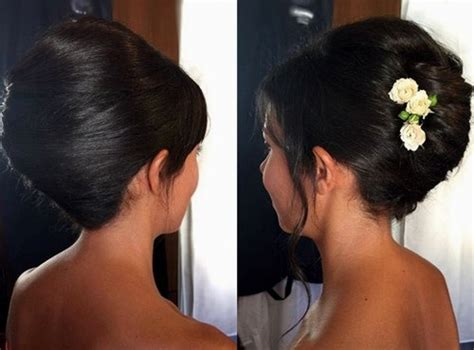 Wedding Hairstyles For Brunettes by Welcome To The Side 20 Hairstyles