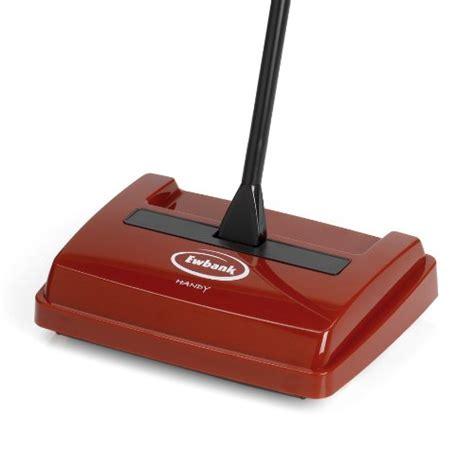 rug sweeper ewbank 525 handy floor and carpet sweeper import it all
