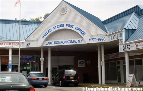 Lake Post Office by Lake Ronkonkoma Island Exchange