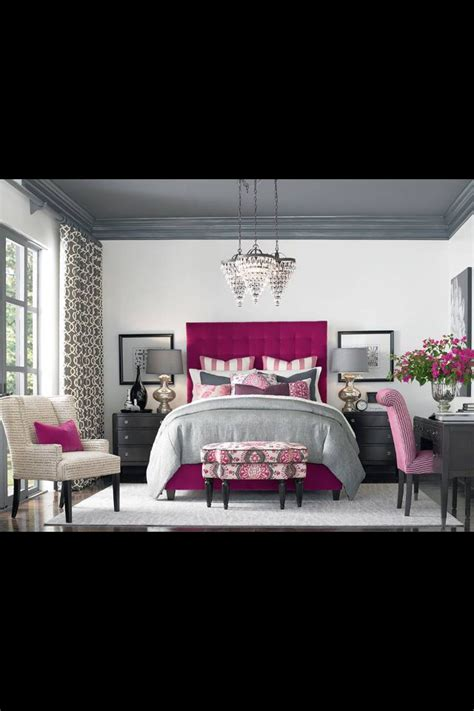 Pink And Gray Bedroom Ideas by Pink Gray Bedroom Master Bedroom Ideas