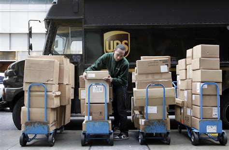 christmas gift for ups driver refunds shipping as ups misses some deliveries the blade