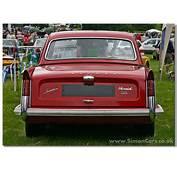 Simon Cars  Triumph Herald