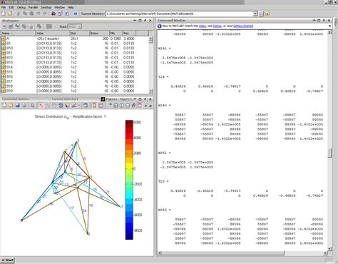 Matrix Analysis Of Structures matrix analysis of three dimensional bar structures mabs3d