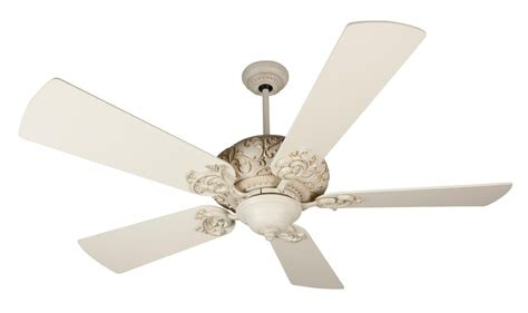 white fan with light ceiling outstanding antique white ceiling fan with light