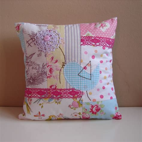 Patchwork Cushions - creations more patchwork cushions
