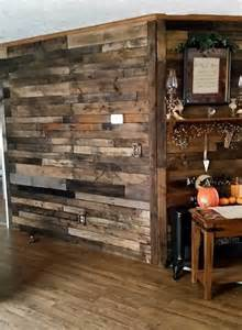 Small Kitchen Table Ideas wood pallet wall for hotter home interior decor