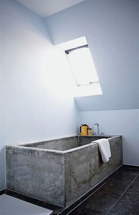 concrete bathtub diy concrete bath concrete pinterest