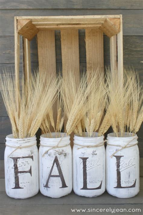 rustic craft projects diy rustic jars giggles galore