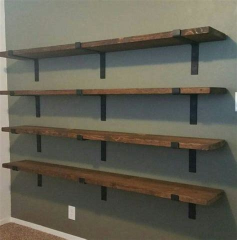 metal shelving brackets the 25 best shelf brackets ideas on diy wood