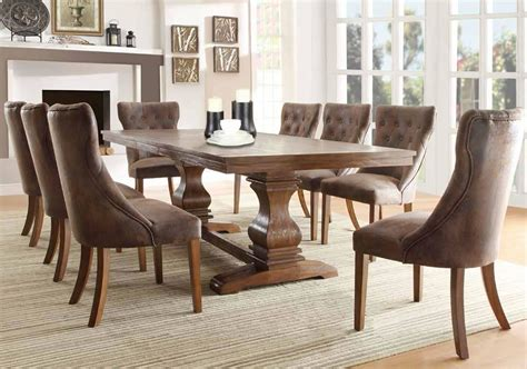 Pedestal Dining Room Table Sets furniture stores formal dining set in chicago
