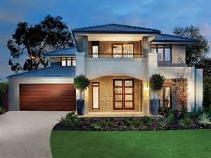 housing design photo of a garden design from a real australian house