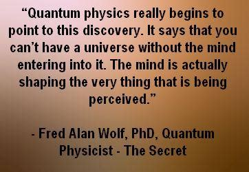 fred alan wolf phd law of attraction community law of attraction blogs