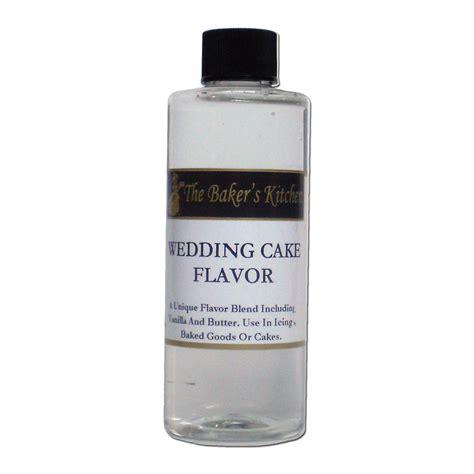 Wedding Cake Extract tbk wedding cake flavoring