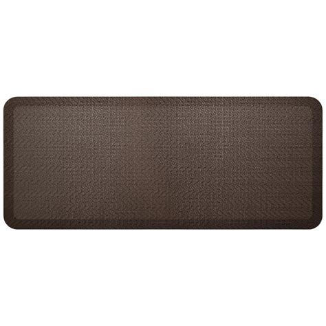 Designer Doormat by Newlife Designer Sisal Coffee Bean 20 In X 48 In Anti