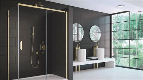 latest bathroom looks bold as brass the latest bathroom trends from britain s