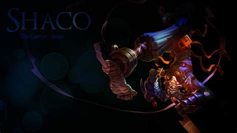 lol lol shaco league of legends wallpaper shaco desktop wallpaper