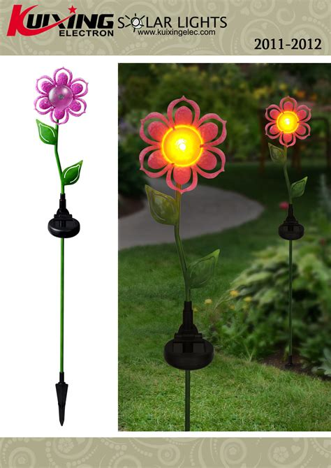 decorative solar lights for garden china decorative solar garden light ca1345a china